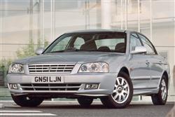 Car review: Kia Magentis (2001 - 2006)