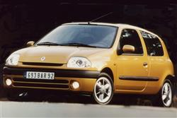 Car review: Renault Clio (1998 - 2001)