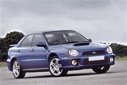 Car review: Subaru Impreza Turbo/WRX (1994 - 2007)