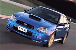 Car review: Subaru Impreza WRX Sti (2002 - 2007)