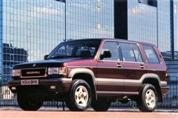 Car review: Vauxhall Monterey (1994 - 1999)