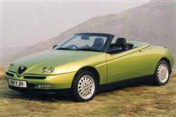 Car review: Alfa Romeo Spider (1996 - 2005)
