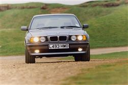 Car review: BMW 5 Series (1988 - 1996)
