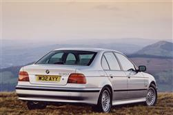 Car review: BMW 5 Series (1996 - 2003)