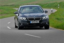 Car review: BMW 5 Series (2013 - 2016)
