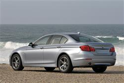 Car review: BMW 5 Series ACTIVEHYBRID5 (2013 - 2015)