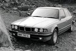 Car review: BMW 7 Series (1986 - 1994)
