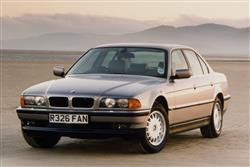 Car review: BMW 7 Series (1994 - 2002)