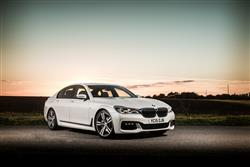 Car review: BMW 7 Series [G11/G12] (2015 - 2018)