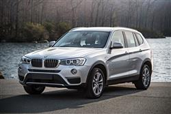 Car review: BMW X3 (2010 - 2017)