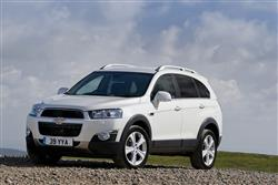 Car review: Chevrolet Captiva (2011-2015)