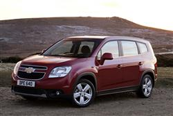 Car review: Chevrolet Orlando (2011 - 2015)