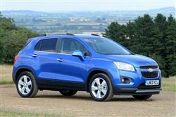 Car review: Chevrolet Trax (2013-2015)