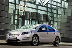Car review: Chevrolet Volt (2012 - 2014)
