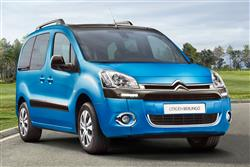 Car review: Citroen Berlingo Multispace (2015 - 2017)