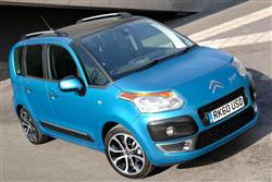 Car review: Citroen C3 Picasso (2009 - 2017)