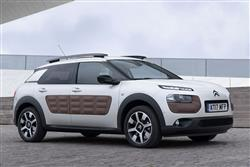 Car review: Citroen C4 Cactus (2014 - 2018)