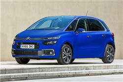 Car review: Citroen C4 Picasso (2016 - 2018)