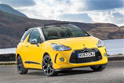 Car review: Citroen DS3 Cabrio (2013 - 2015)