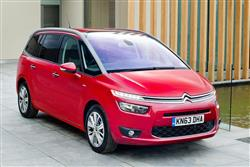 Car review: Citroen Grand C4 Picasso (2013 - 2016)