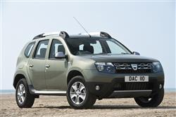 Car review: Dacia Duster (2012 - 2017)