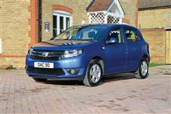 Car review: Dacia Sandero (2013 - 2017)