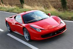 Car review: Ferrari 458 (2010 - 2018)