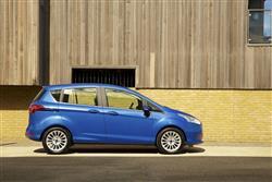 Car review: Ford B-MAX (2012 - 2018)