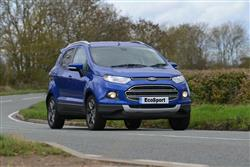Car review: Ford EcoSport (2013 - 2017)