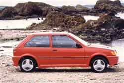 Car review: Ford Fiesta RS Turbo (1990 - 1992)