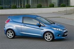 Car review: Ford Fiesta Van (2009 - 2018)