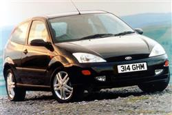 Car review: Ford Focus (1998 - 2002)