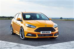Car review: Ford Focus ST (2015 - 2017)