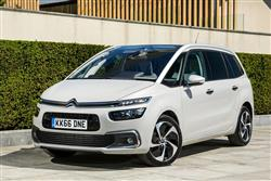 Car review: Citroen Grand C4 Picasso (2016 - 2018)