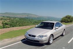 Car review: Honda Accord Coupe (1998 - 2001)