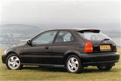 Car review: Honda Civic - 3dr Hatch / Saloon (1987 - 2001)