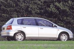Car review: Honda Civic (2000 - 2005)