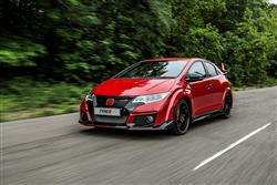 Car review: Honda Civic Type R (2015 - 2017)