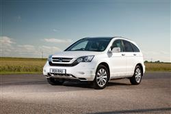 Car review: Honda CR-V (2010 - 2012)
