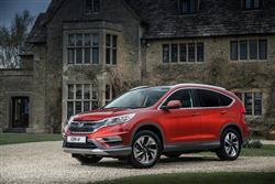 Car review: Honda CR-V (2015 - 2018)