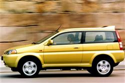 Car review: Honda HR-V (1999 - 2005)