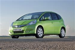 Car review: Honda Jazz Hybrid (2011 - 2015)