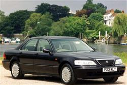 Car review: Honda Legend (1986 - 2004)