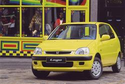 Car review: Honda Logo (2000 - 2001)