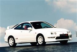 Car review: Honda Integra Type - R (1997 - 2000)