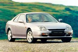 Car review: Honda Prelude (1992 - 2000)