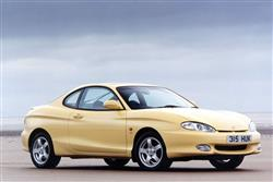 Car review: Hyundai Coupe (1996 - 2002)