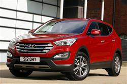 Car review: Hyundai Santa Fe (2012 - 2017)
