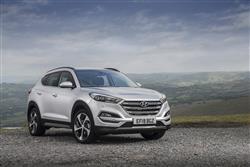 Car review: Hyundai Tucson (2015 - 2018)