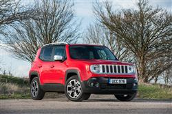 Car review: Jeep Renegade (2014 - 2018)